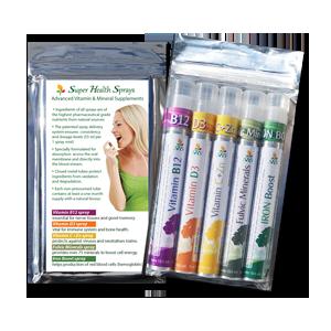 Super Health Sprays Set